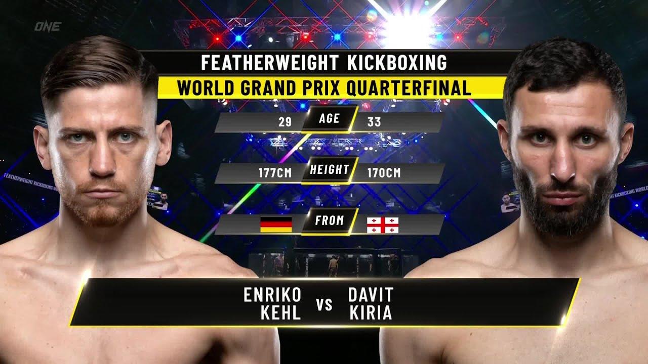 Download Enriko Kehl vs. Davit Kiria | ONE Championship Full Fight