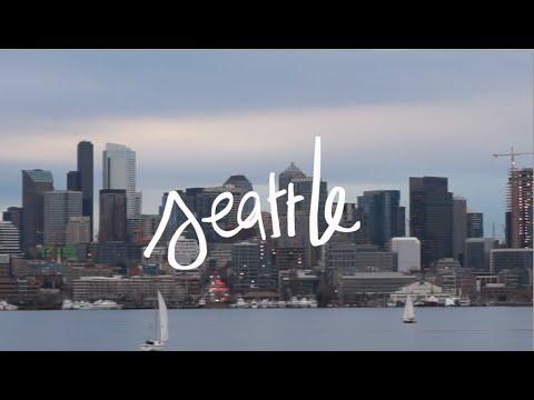 Seattle Travel Diaries