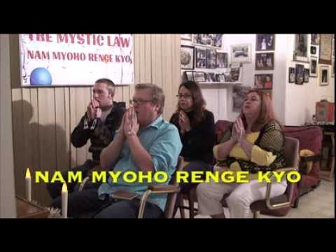 "Nam Myoho Renge Kyo - 'The Mystic Law"" On TVSB - Discussion - Foreave Productions USA"