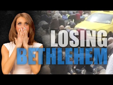 Faith Goldy: Jesus' birthplace now a Muslim town