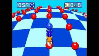 Sonic the Hedgehog 3 - All 7 Chaos Emeralds