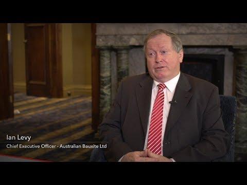 Ian Levy Chief Executive Officer - Australian Bauxite Ltd