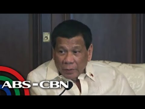 Duterte may babala sa Manila Water, Maynilad | TV Patrol