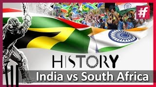 #fame Cricket - History Of India Vs South Africa Series - Part 4