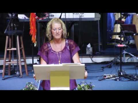 Love Revolution -2   Loving Friends    Pastor Andrea 9/18/2016