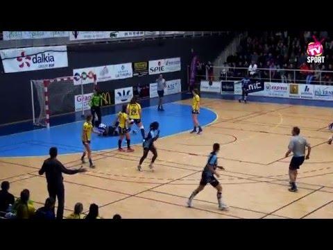 Handball D2F BDP vs LE HAVRE