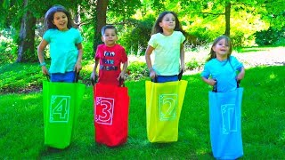 The Color Race Song I KLS Nursery Rhymes and Kids Songs