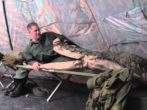 Hq Issue Military Style Ecws Sleeping Bag