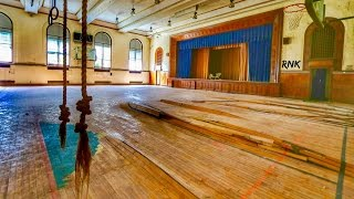 ABANDONED MIDDLE SCHOOL (NO VANDALISM)