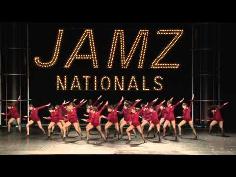 JAMZ 2013 All Star Nationals   1119 Carondelet High School
