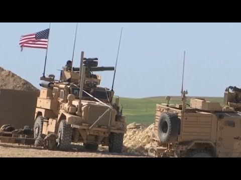 What is the impact of withdrawing U.S. troops from Syria?