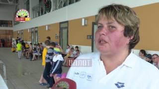 Детские Республиканские соревнования по плаванию