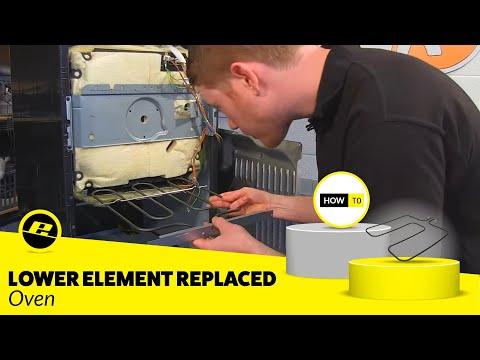 baxter rotating oven parts