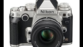 Nikon Df 16.2MP CMOS DSLR Camera Review Specs Price