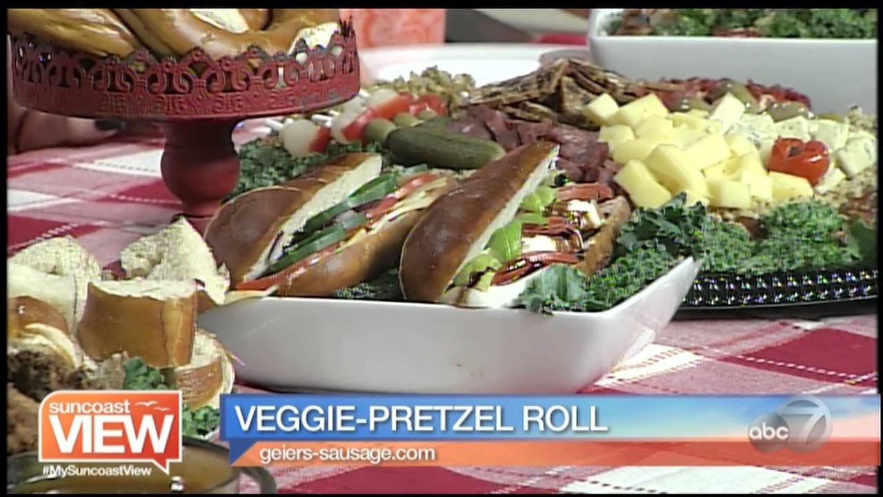 Geier S Sausage Kitchen National Pretzel Day