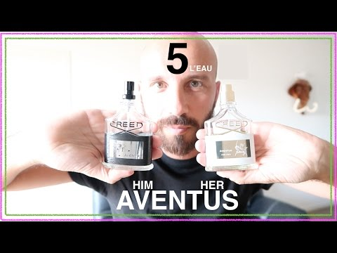 AVENTUS for HER & HIM | CREED (Review ITA-ENG)