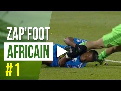 Zapping Foot Africain #1 | Didier Drogba s'énerve, Riyad Mahrez, il jongle avec un oeuf..