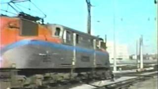 Amtrak GG1 - Union Station, Washington Terminal - 1977
