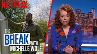 The Break with Michelle Wolf | Yogurt For Men | Netflix - Продолжительность: 2 минуты