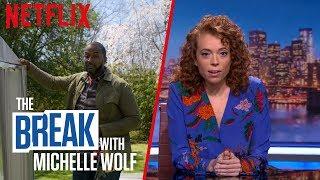 The Break with Michelle Wolf | Yogurt For Men | Netflix