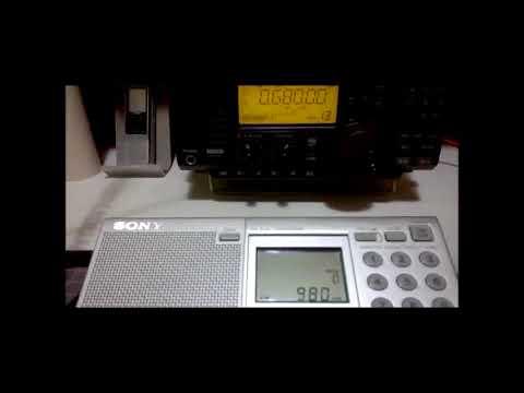 680 kHz Radio Nacional Brasília, UNID (Vídeo 2)