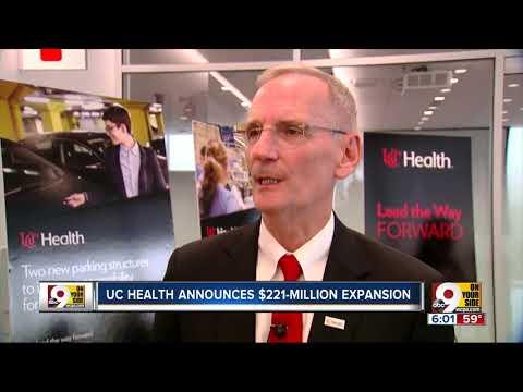 University Of Cincinnati Medical Center To Get $221 Million Expansion