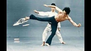 Bruce Lee Speed Montage Compilation Inhuman - Tribute-
