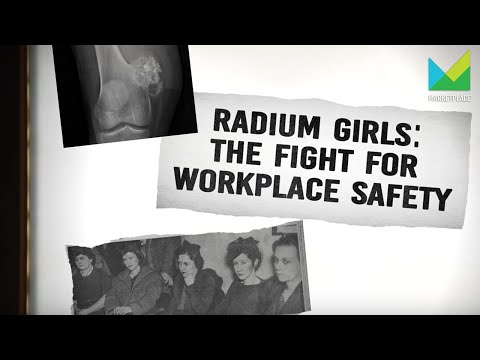 """The """"Radium Girls"""" got sick from work so you don't have to"""