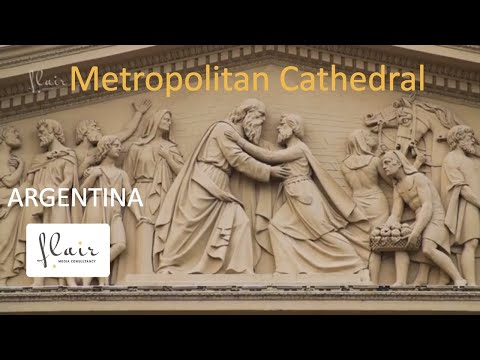 Argentina/ Buenos Aires/ The Metropolitan Cathedral: Centre of the city