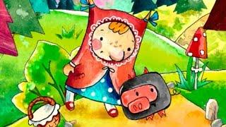 Красная Шапочка   НОВАЯ СКАЗКА ✿ Сказки На Ночь Детям ✿ #сказка