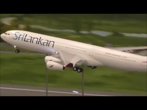 WORLDS BIGGEST MODEL AIRPORT! - Knuffingen Flughafen, Hamburg