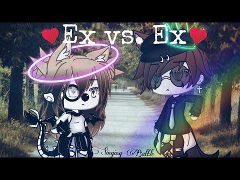 Singing Battle || Ex Vs. Ex || (Thx For 700+ Subs💕🥀)