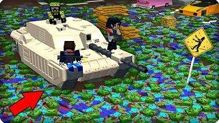 Адское место, жесть... [ЧАСТЬ 94] Зомби апокалипсис в майнкрафт! - (Minecraft - Сериал)