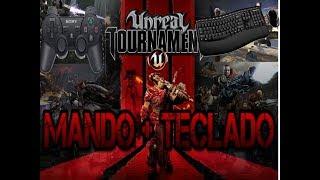 Como Jugar Unreal Tournament 3 Dos Jugadores En Una Pc Mando Y Teclado