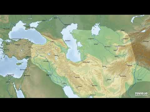 Образование империи Тимуридов. Военные походы Тимура. Распад Империи