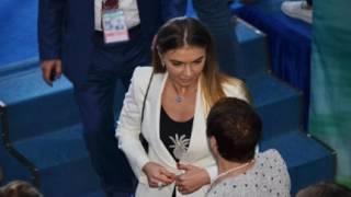 Похудевшая Алина Кабаева прибыла в Ташкент  Поклонники в восхищении от ее вида!