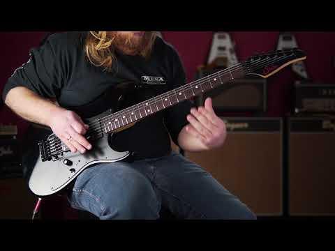 Suhr Classic Custom Black EMG - #26175