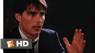 The Firm (4/9) Movie CLIP - If We Run, They'd Find Us (1993) HD