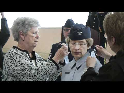 Del. National Guard promotes first female general [Delaware Online News Video]