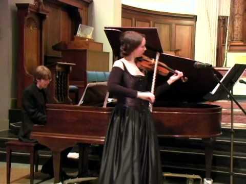Samantha Gillogly & Tim Maurice: Young Catherine/James Bethag