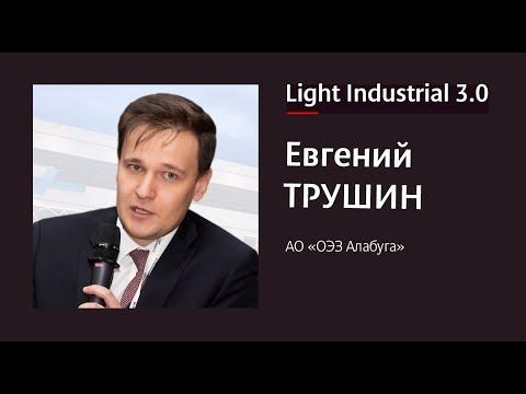 видео: ЕвгениЗам. ген. директора по привлечению инвестиций АО «ОЭЗ Алабуга»| Евгений Трушин|