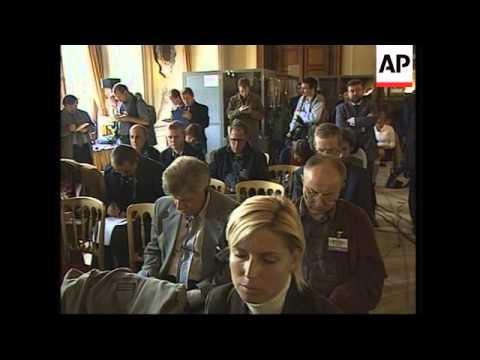 Czech, Poland, Hungary and Slovakia meet on EU enlargement