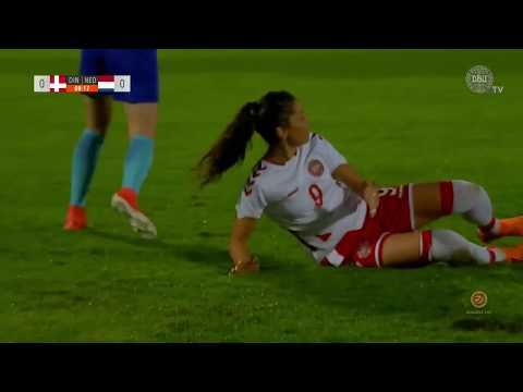 Denmark vs. the Netherlands ∞ Algarve Cup 2018