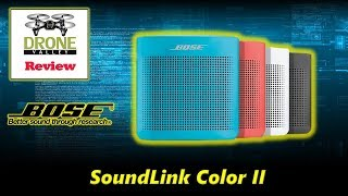 Bose SoundLink Color II Review - Exceptional Bluetooth Speaker