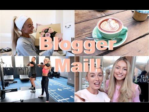 BLOGGER MAIL UNBOXING   |   Renovation Updates & PO Box Haul   |   Fashion Mumblr