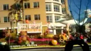 ROSE PARADE 2014:  LEISHMAN TROPHY WINNER : PROTECT UNBORN LIFE