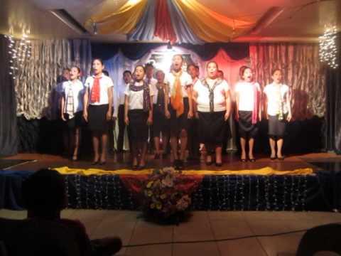 Bible Baptist Church Of Malolos Chorale Christmas Cantata 2014 - Rejoice At His Coming