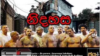 Nidahasa - Lawrence Lakshan ft. Jester Ruth Auditore (Sinhala Rap)