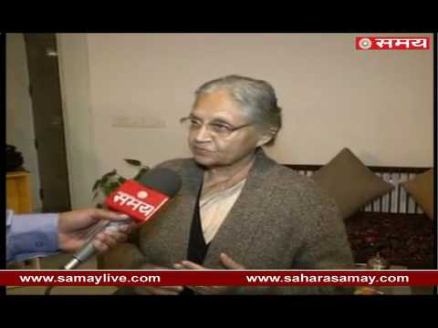 Sheila Dikshit's statement on the alliance in UP