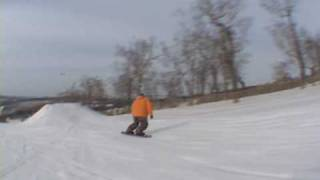 中山峠スキー場 ファンライド 高橋成明